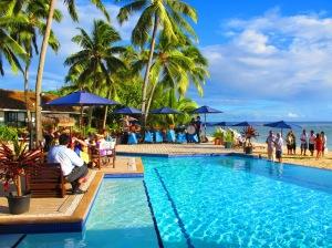 Cook Islands resrot